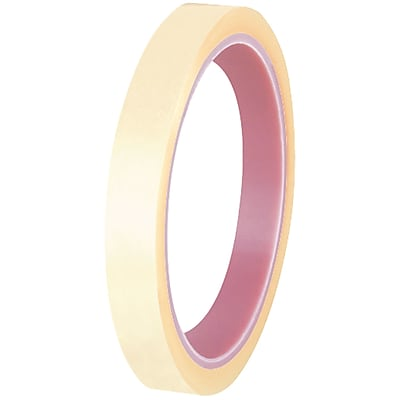 """""""3M 40 Anti-Static Tape, 2.2 Mil, 1/2"""""""" x 72 yds., Clear, 18/Case (T96340)"""""""