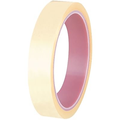 """""""3M 40 Anti-Static Tape, 2.2 Mil, 3/4"""""""" x 72 yds., Clear, 12/Case (T96440)"""""""