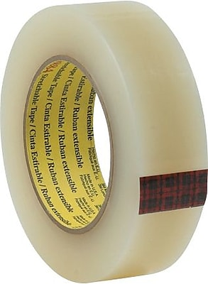"""""""3M 8886 Stretchable Tape, 1 1/2"""""""" x 60 yds., 6/Pack"""""""