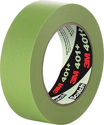 """""""3M Scotch 3/4"""""""" x 60 yds. x 6.7 mil Masking Tape 233+, 12/Case"""""""