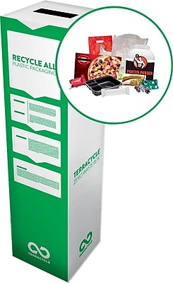 Plastic Packaging Zero Waste Box - Medium