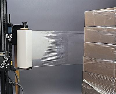 """Polar Plastics Incorporated Machine-Grade Blown Stretch Wrap 60000"""" X 20''"""
