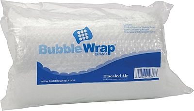 """Sealed Air Barrier Bubble Wrap in Dispenser Box, 3/16"""" Height, 12"""" x 30'/Rl"""