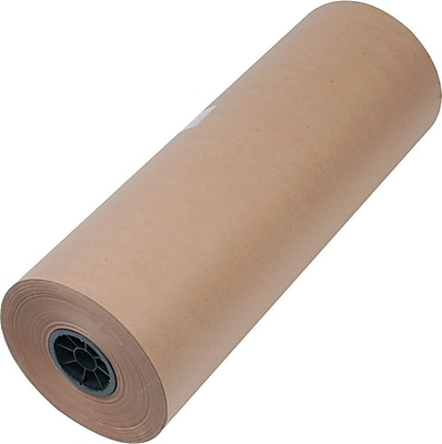 """United Facility Supply High-Volume Wrapping Paper Rolls, 50 lb, 24"""" x 720 ft, 720/Roll (1300039)"""