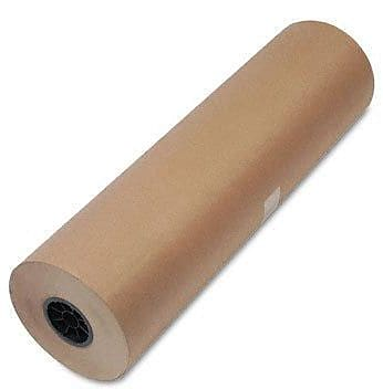 """United High-Volume Wrapping Paper, 50 lb, 30""""W x 720'L, Brown"""