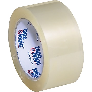 "2"" x 110 yds. Clear Tape Logic™ 1.8 Mil Acrylic Tape, 36/Case"