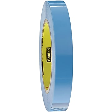 "3M 8896 Strapping Tape, 4.6 Mil, 1"" x 60 yds., Blue, 36/Case (T9158896)"