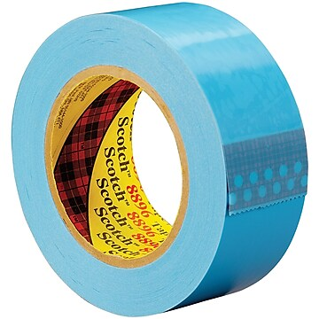 "3M 8896 Strapping Tape, 4.6 Mil, 2"" x 60 yds., Blue, 12/Case (T917889612PK)"
