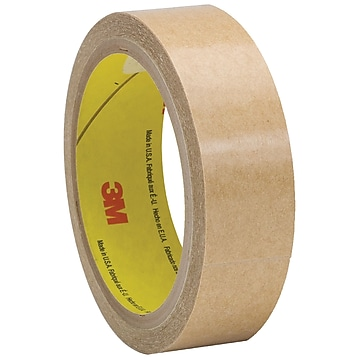 """3M 927 Adhesive Transfer Tape, Hand Rolls, 2.0 Mil, 1"""" x 60 yds., Clear, 6/Case (T9659276PK)"""