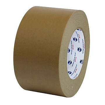 Intertape 24mm x 54.8m Utility Grade Flatback Tape, Brown, 36 Roll
