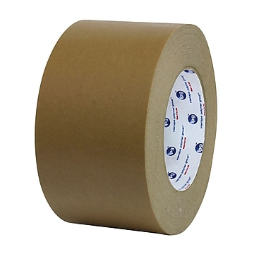 Intertape 36mm x 54.8m Medium Grade Flatback Tape, Brown, 24 Roll