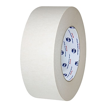 "Intertape #592 1"" x 36 yds. Double-Coated Crepe Tape, Beige, 36/Pack,Size: med"