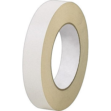 "Intertape 592 Double Coated Crepe Tape, 1"" x 36 yds., 3/Pack,Size: med"