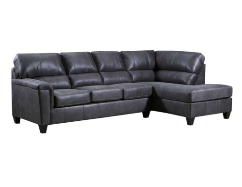 Lane Home Esseentials Expedition Shadow 2 Piece Chaise Sofa