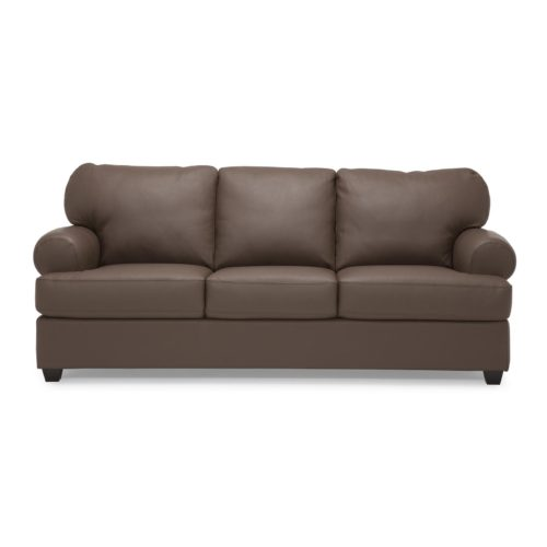 Palliser Berkshire Sofa in Broadway Match Toffee
