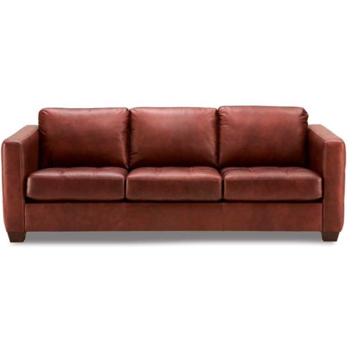 Palliser Leather Barrett Sofa