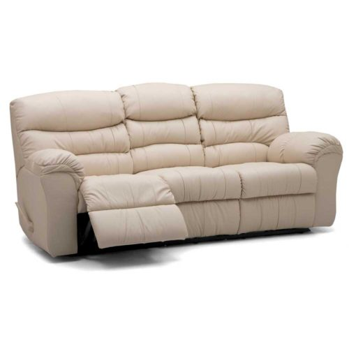 Palliser Leather Durant Reclining Sofa
