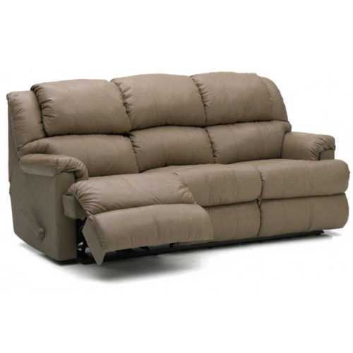 Palliser Leather Harlow Reclining Sofa