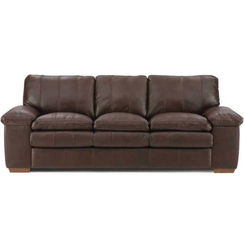 Palliser Leather Polluck Sofa