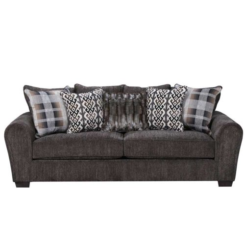 Simmons Upholstery by Lane Home Furnishings Parks Tiger Queen Sleeper Sofa