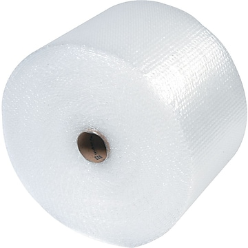 "Sealed Air Bubble Wrap Cushioning Material, 12"" x 175' Roll, 3/16"" Bubble"