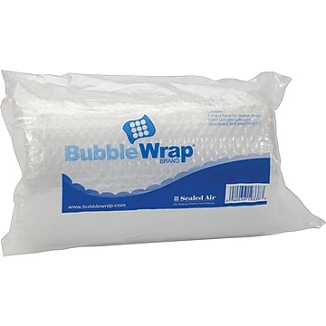 "ShurTech Sealed Air Barrier Bubble Wrap with Dispenser Box, 3/16, 12"" x 30' (1399083/19338)"