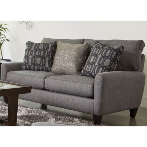 Jackson Ackland Loveseat in Charcoal