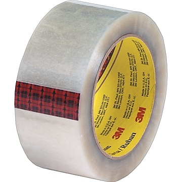 """Scotch #313 Acrylic Packaging Tape, 3""""x110 yds., 24/Case"""