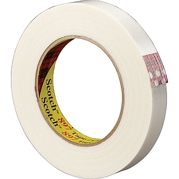 """Scotch Medium Grade Filament Tape, 0.94"""" x 60 yds., 36 Rolls (897)"""