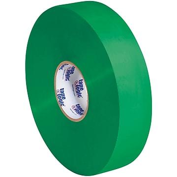 "Tape Logic #700 Economy Tape, 1.9 Mil, 2"" x 1000 yds., Green, 6/Case (T903700G)"