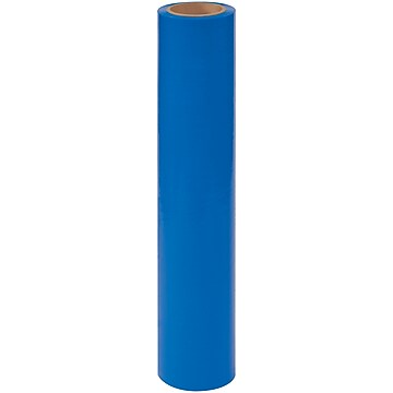 """Tape Logic, Hard Surface/Countertop Protection Tape, 3.2 Mil, 24"""" x 200', Translucent Blue, 1/Case (T962411230)"""