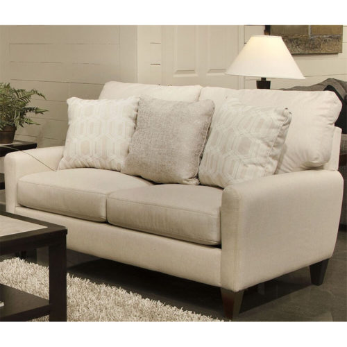 Jackson Ackland Loveseat with USB port in Linen