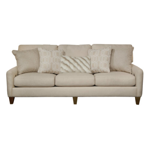 Jackson Ackland Sofa with USB port in Linen