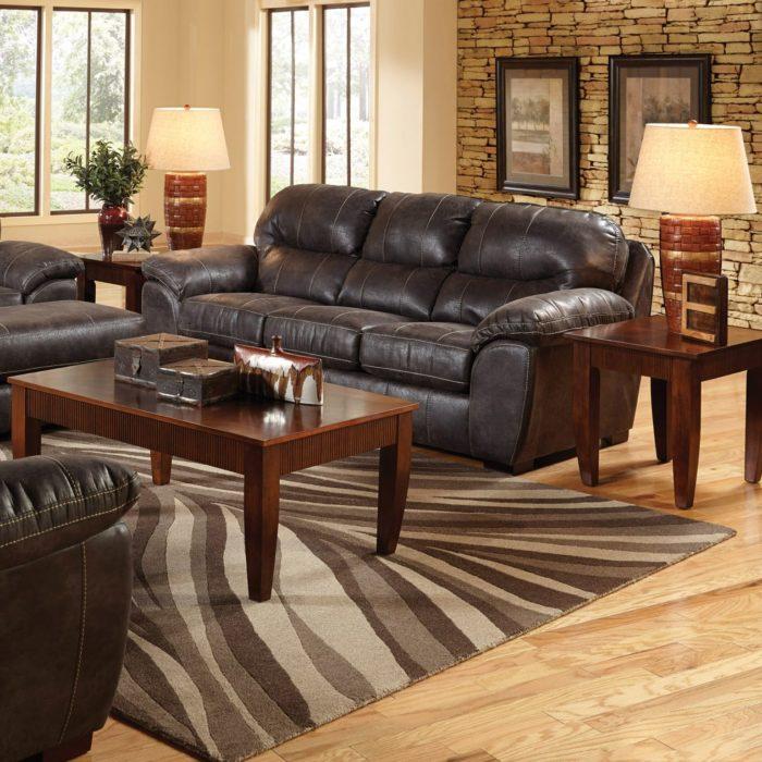 Jackson Grant Sofa in Steel