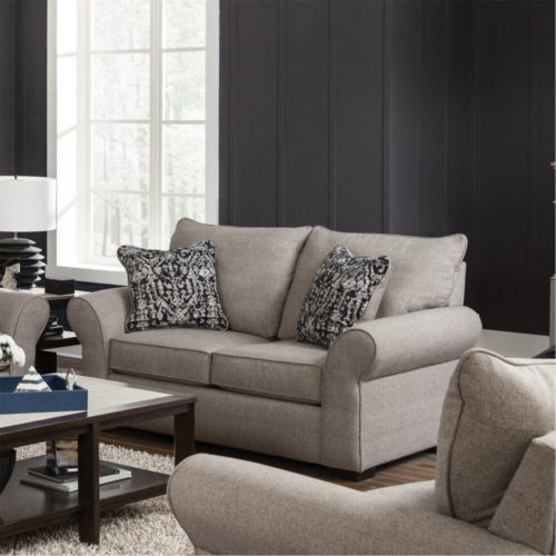 Jackson Maddox Loveseat in Fossil