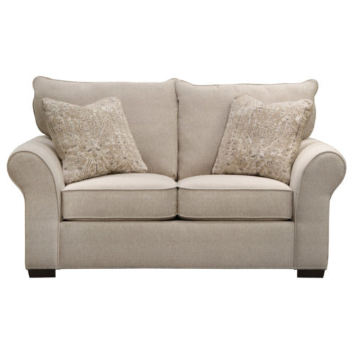 Jackson Maddox Loveseat in Stone