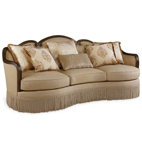 A.R.T. Furniture Giovanna Golden Qu Z Sofa, 95 in. W x 45 in. D x 40 in. H