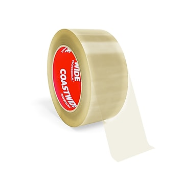 "Coastwide Professional™ 2"" x 110 yds. Industrial Packing Tape, Clear, 36/Carton (CW55999)"