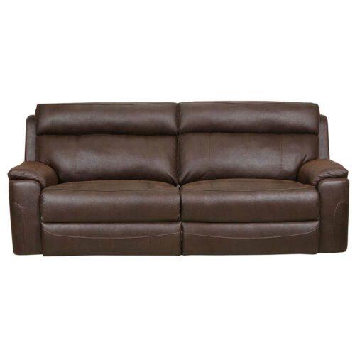 Lane Furniture Home Furnishings Koda Tobacco Motion Sofa, 90 in. W x 41 in. D x 42 in. H
