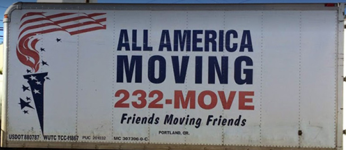 All America Moving Co