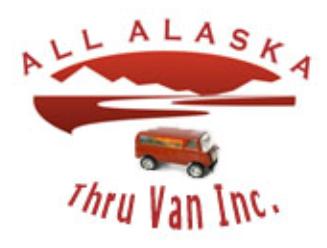 All Alaska Thru Van